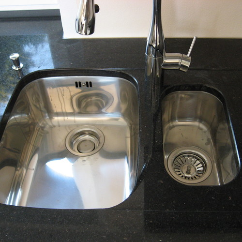 Arbeitsplatte für Küche aus Granit Star Galaxy poliert