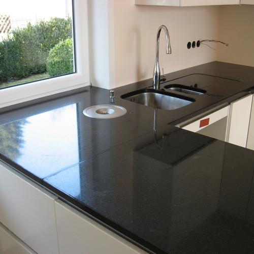Küchenarbeitspaltte azs Granit